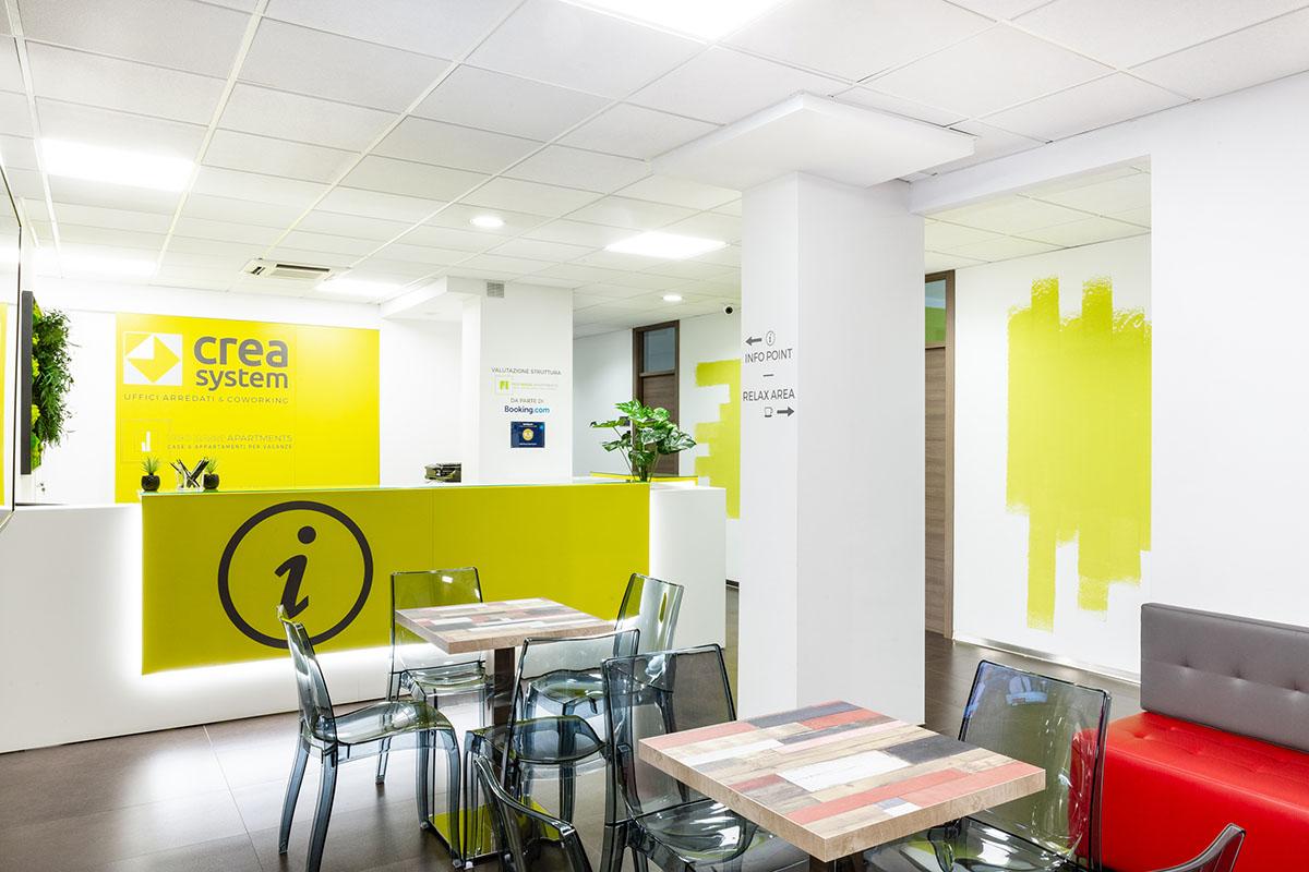 Coworking Bologna | Creasystem